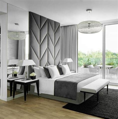 white modern bedroom best 25 modern headboard ideas on hotel