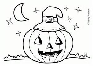 preschool halloween coloring pages printables coloring