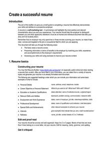 doc 792800 resume skills and abilities list bizdoska