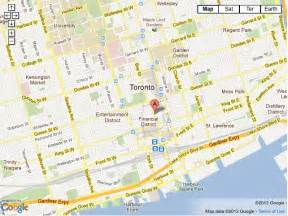 map of downtown toronto canada carlson by carlson ng barrister solicitor notary