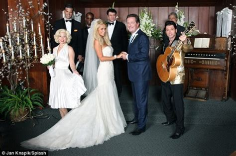 Family Room Hotel by Piers Morgan Paris Hilton Married In Wedding Spoof Popcrunch