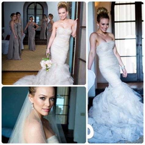 hilary duff and mike comrie wedding photos 46 best images about hilary duff mike comrie wedding on