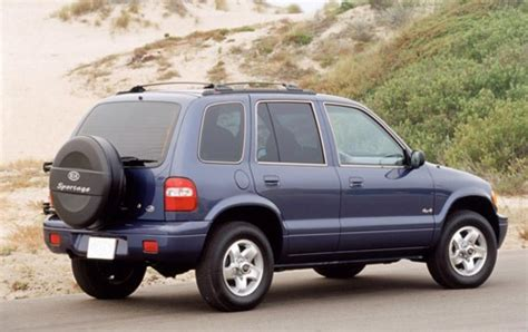 2002 kia sportage information and photos zombiedrive