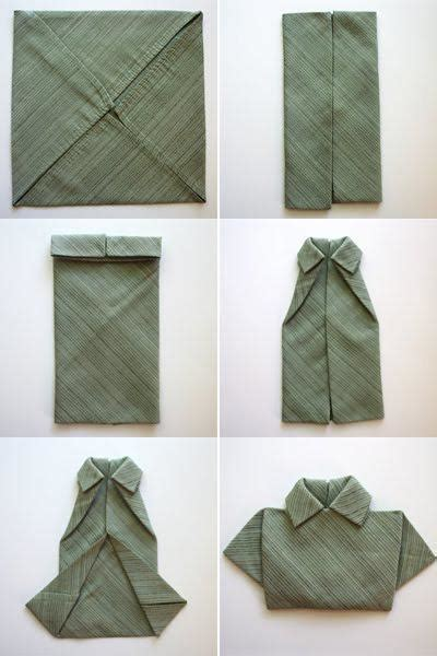 Table Napkin Origami - add to your dining table with these napkin fold