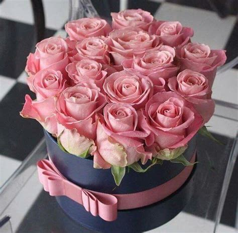 A Box Pink Multicolor Admiration Happiness Preserved Flower 1 ᒪoveandloubs f l o w e r s flowers flower and floral