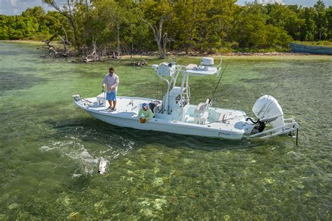 saltwater and freshwater boats best and most versatile boat for inshore and offshore