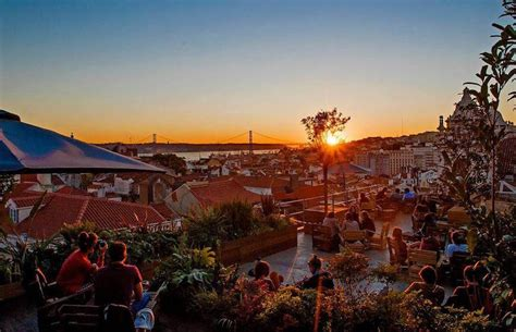 top 10 bars in lisbon the top 10 best rooftop bars in lisbon os 10 melhores