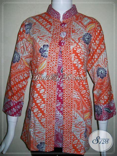 Hem Kemeja Batik Pria Candi blus batik kerja paling dicari saat ini baju batik