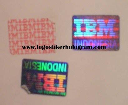 design label murah enterprint indonesia specialist stiker hologram custom