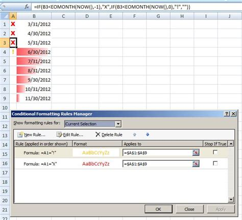 Format Vba Excel 2007 | conditional formatting vba excel 2007 how to apply