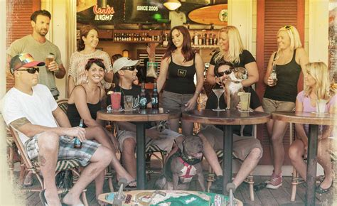 top bars in key west key west bars island dogs rated among the best bars in key west
