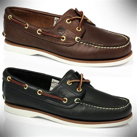 timberland classic two eye boat shoes that are business