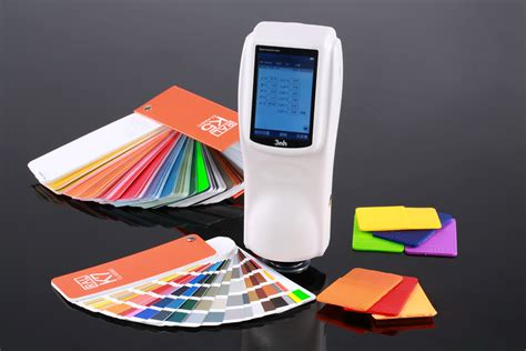color spectrometer portable spectrophotometer with color matching system