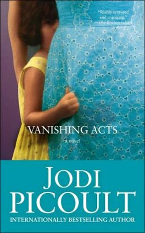 vanishing acts vanishing acts by jodi picoult 9781416549345 paperback barnes noble