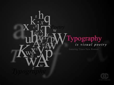 typography poem typography is visual poetry by orioncreatives on deviantart