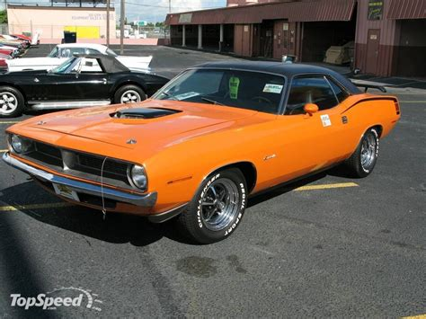 Classic Car Information: Plymouth Hemi Cuda 1970 The Legendary Muscle Cars