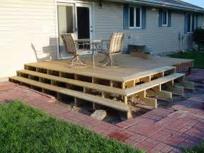 building patio deck building deck building images