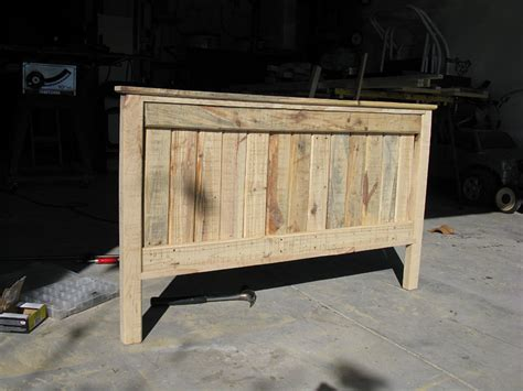 Shipping Pallet Bed Frame Bed Frame From Pallets By Brianarice Lumberjocks Woodworking Community