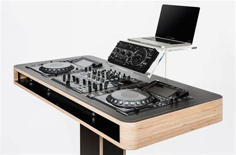 mix table dj stereo t dj table by hoerboard