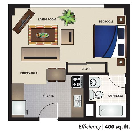 how big is 400 sq feet 100 how big is 400 sq feet house plan for 40 feet