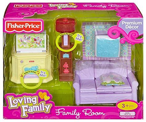 fisher price loving family family room buy in