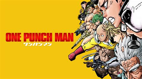 wallpaper  punch man saitama genos
