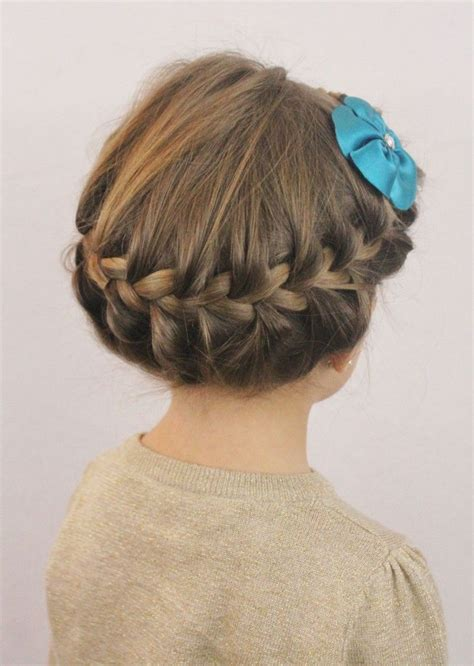 girl hairstyles that are easy 8 easy little girl hairstyles me likey pinterest