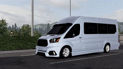 ford transit   ets mods euro truck