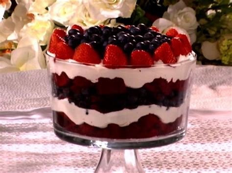 red white and blue trifle recipe trifles fourth of july and desserts