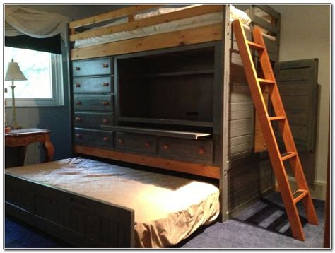 bunk beds with desk and dresser wood bunk beds with desk and dresser beds home design