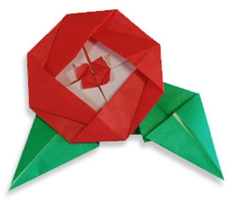 Origami Camellia - origami camellia japonica