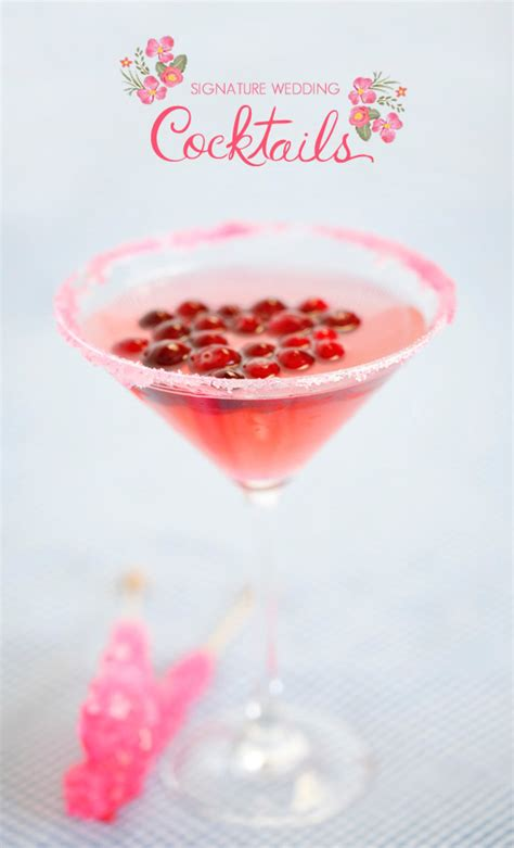 cocktail engagement ideas wedding cocktail ideas from dailys cocktails free