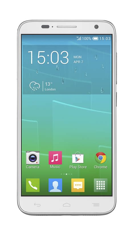 Hp Alcatel One Touch 2s alcatel one touch idol 2s blanc 4g 5 quot hd top achat