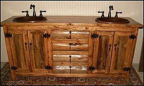 Cabin Vanity by Rustic Log Cabin Bathroom Vanities Log Cabin Rustic