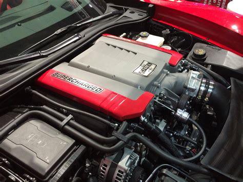 supercharger for corvette 2014 corvette stingray and silverado get edelbrock