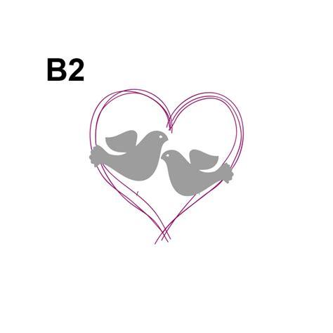 Hochzeit Tauben by Tauben Hochzeitslogos Der Eyecatcher Auf Der Hochzeitskarte