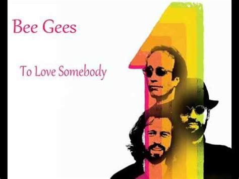 bee gees to somebody bee gees to somebody hq