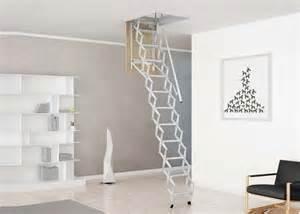 escalier escamotable escalier escamotable paroi rintal