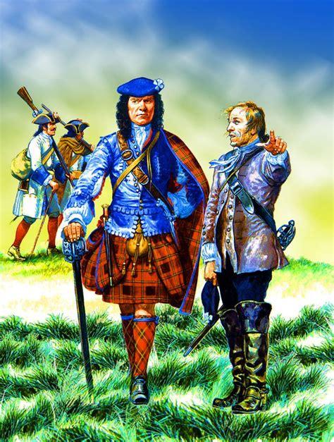 scottish highlander warrior 591 best images about 18th century war art on pinterest