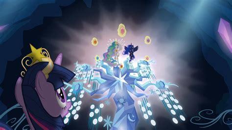 Kaos Anime Power On Glow In The princess twilight sparkle part 2 マイリトルポニー wiki