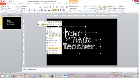 canva watermark techie turtle teacher tech tip tuesday using canva to