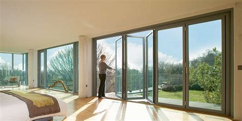 the best types of patio doors sliding bifold and