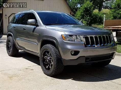 2011 jeep grand tires 2011 jeep grand fuel lethal rocky road outfitters