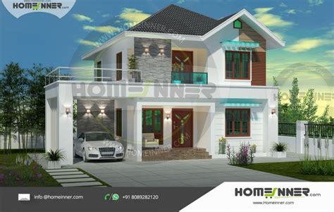 home design story facebook 1816 sq ft 5 bedroom two story modern home design