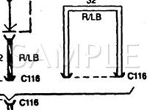 tire pressure monitoring 1989 ford bronco auto manual repair diagrams for 1989 ford bronco ii engine transmission lighting ac electrical warning