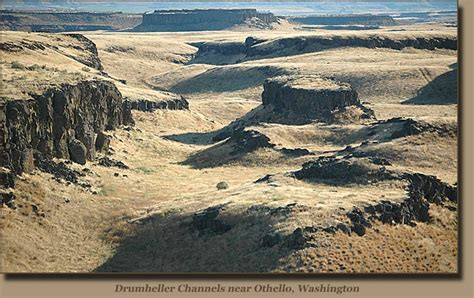 the channeled scablands of eastern washington the geologic story of the spokane flood classic reprint books opinions on channeled scablands