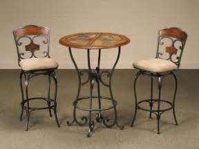 Kitchen Bistro Tables This Bistro Set Country Bistro