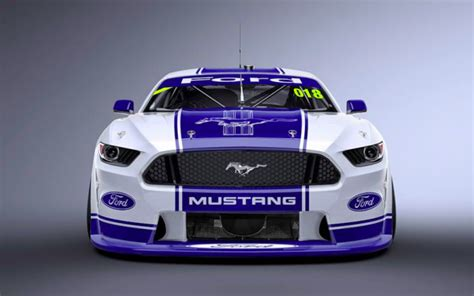 ford mustang supercar prodrive refutes green light on 2018 mustang speedcafe