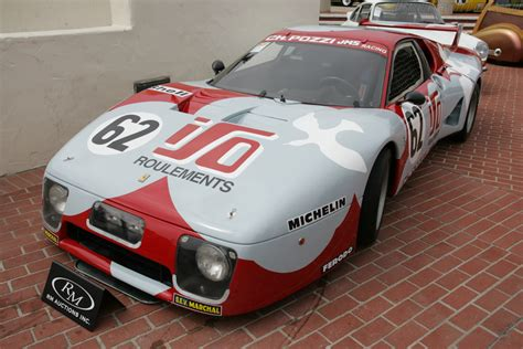 ferrari  bb lm images specifications  information