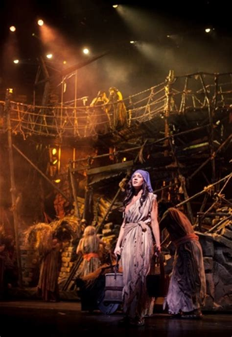 theatre review: 'moses' at sight and sound theatre in